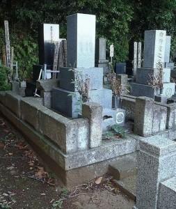 横須賀寺院墓地外柵リフォーム工事